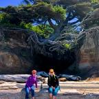 Adventure Log: Kalaloch Beach with My Sister