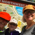 Adventure Log: Northwest Trek, Camp Gigi Day 3