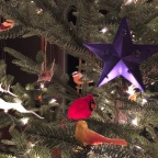 Notes from Three of Earth Farm: Decorating the Tree