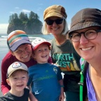Adventure Log: Olympic National Park, Camping with the Littles