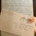 Letters from the War: 75 years ago today