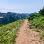 Adventure Log: Mt. Townsend Revisited—What Was I Thinking?